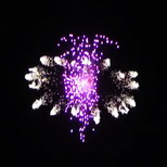 vulcan_125_cylinder_tourbillon_crackling rain thousand flower_purple stars